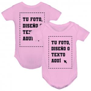 Body Bebé Personalizado 2 caras
